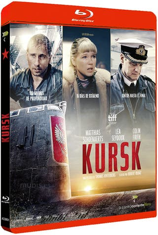 Kursk Bluray