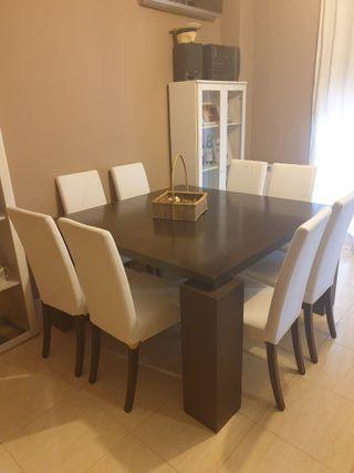 mesa comedor maciza