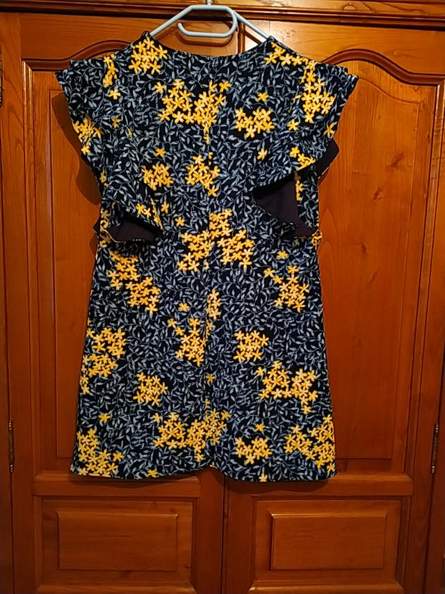 Vestido Zara Talla L