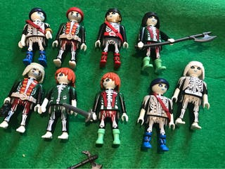 Playmobil piratas fantasma