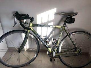Bici carretera Cannondale mujer