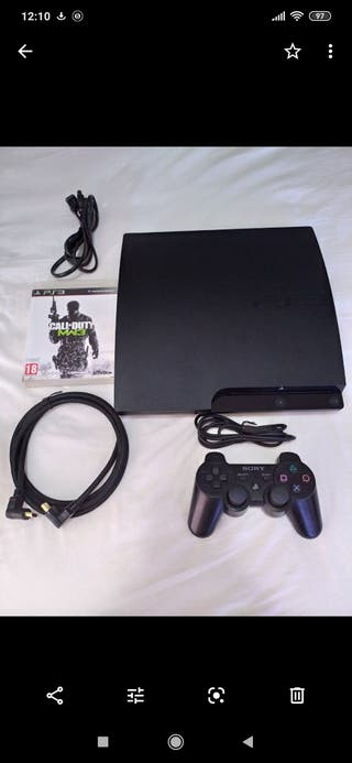 ps3 de 150 gb. impecable