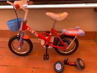 Bicicleta infantil 3-7 años