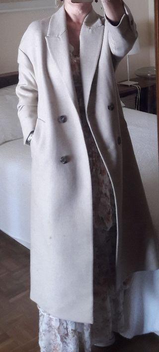 Abrigo largo Mango M