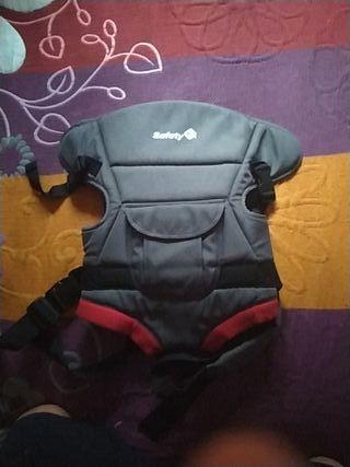 mochila portabebe safety