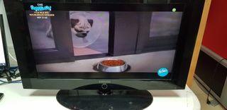tv samsung 32 lcd hd con tdt y mando