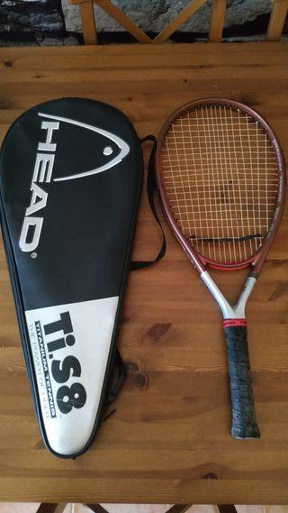 Raqueta Head Titanium Tenis