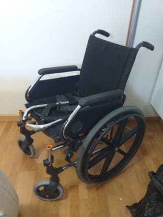 Silla de rueda Breezyr 250