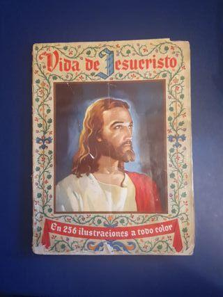 Álbum de cromos Vida de Jesucristo