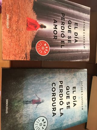 Libros Javier Castillo