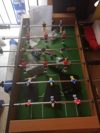 Futbolin 60cmx36cm.
