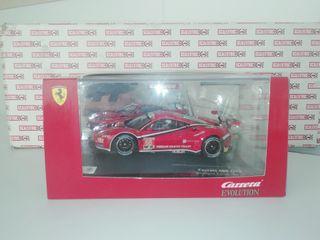 scalextric carrera Ferrari 488 gt3