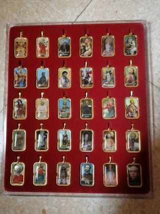 Colección medallas