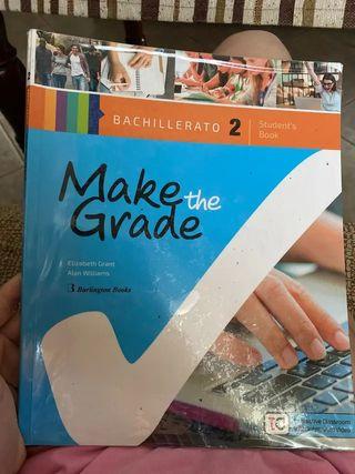 Make the grade 2 inglés segundo de bachillerato