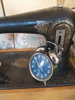 despertador vintage micro