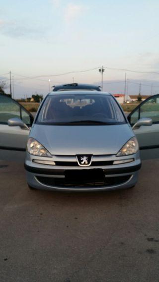 Peugeot 807 2002