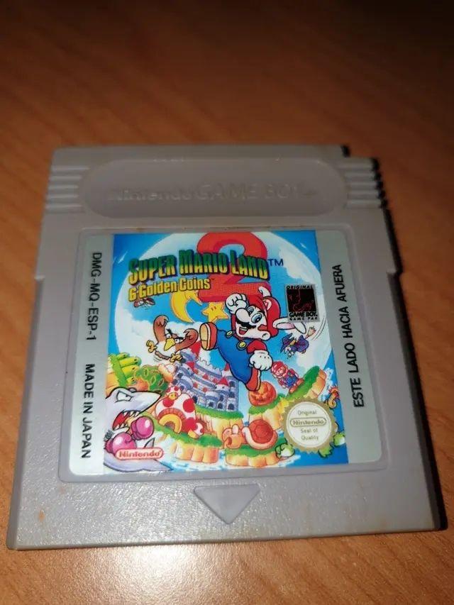 Súper Mario land 6 holden coins