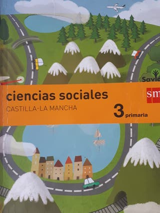 Libro SM Ciencias Sociales 3º primaria