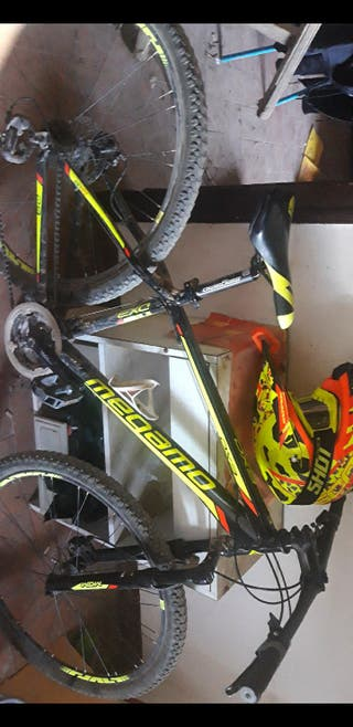 bici montaña megamo dx3