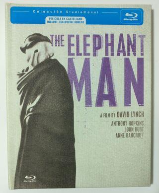 El Hombre Elefante Blu-ray