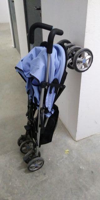 Carro niño paraguas plegable