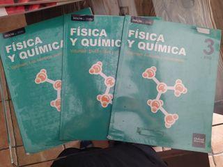 Física y química 3 ESO