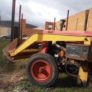Pala de tractor