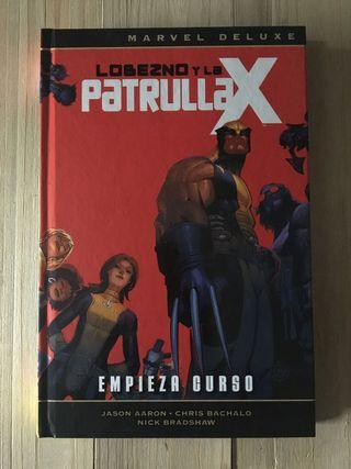 Lobezno y la Patrulla X #01 (Marvel Deluxe)