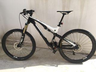 Bicicleta Carbono Scott Genius 720