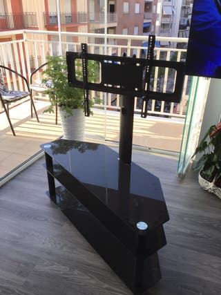 Mueble TV con soporte giratorio