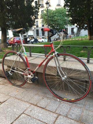 Bicicleta de carretera urbana t. M