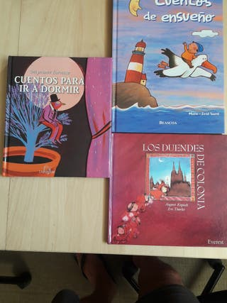 cuentos libros niños