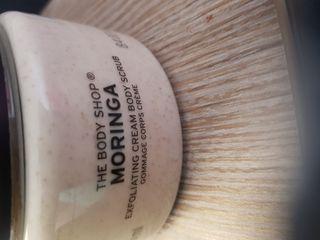 Bodyshop EXFOLIATING cream