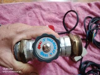 Válvula mezcladora termostática Thermomat