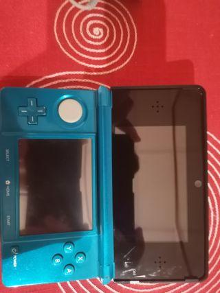 Nintendo 3ds con muchos juegos