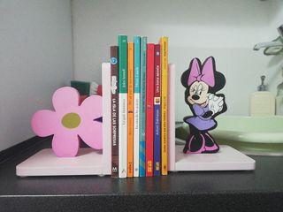 Sujeta Libros Minnie Disney
