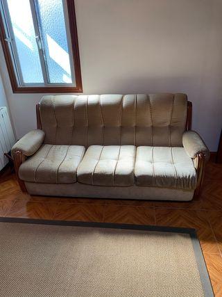 Sofá y sillones vintage