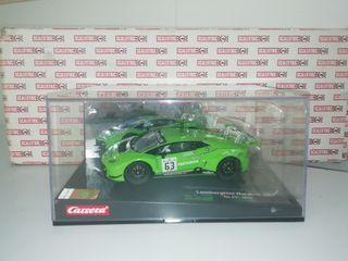 scalextric carrera Lamborghini Huracan Gt3