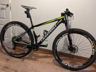 Cannondale FSi full carbon