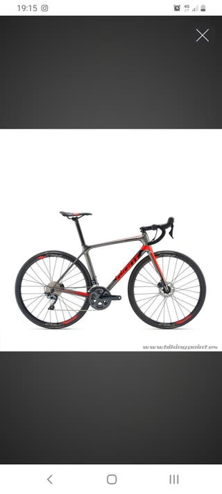 Giant TCR Advanced 1 Disc-Pro HRD 2019