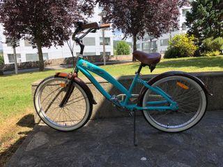 Bicicleta btwin de paseo