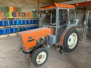 Despiece tractor agricola barreiros 4000V cabina