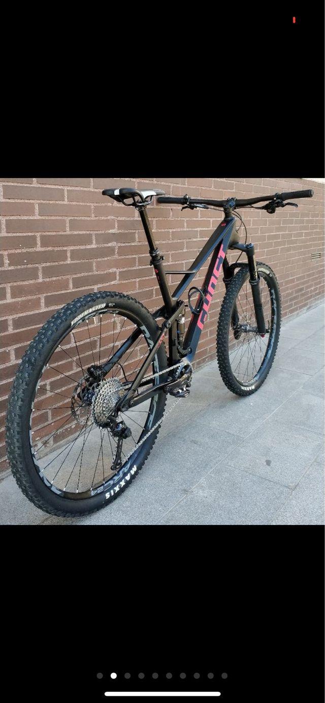 "Bicicleta MTB 29"" Ghost"