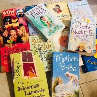 Novelas en inglés (romance / comedia)