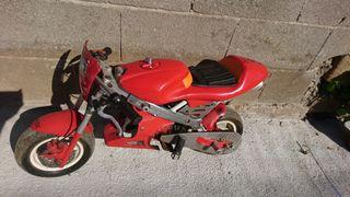 se vende mini moto 50cc