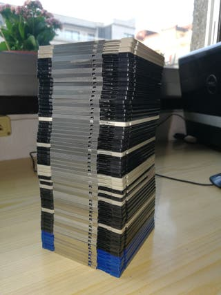 58 Diskettes 3 1/2 3,5 1,44MB HD