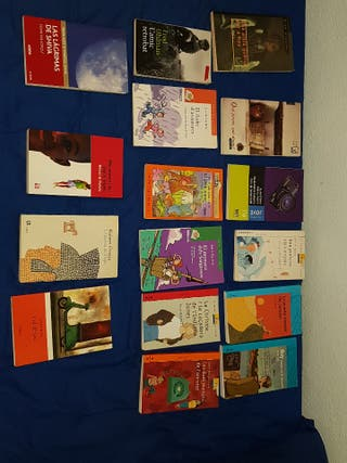 Libros primaria/secundaria