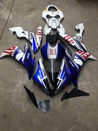 Carenado para reparar Yamaha R1