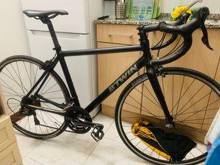 Bicicleta de carretera en perfecto estado!