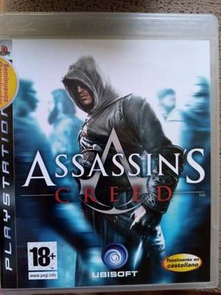 videojuego Assassin's creed